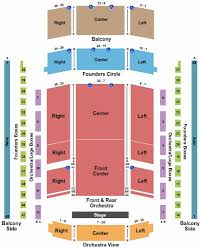 Chicago Symphony Seating Chart Schermerhorn Symphony Center Tickets And Schermerhorn