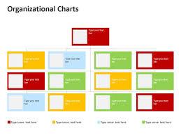 Editable Chart Templates Organization Charts