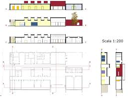 Nursery School Floor Plan Nursery School Architectures Preschool