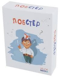 <b>Настольная игра Selfie</b> media Лобстер 40319 — Настольные ...
