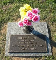 Robert Earl Hoyle (1932-2012) - Find A Grave Memorial