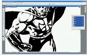 Small Picture Coloring Comics in Photoshop Tutorial 1 Getting Started YouTube
