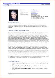 Resume Doc RESUME TEMPLATE DOC Bidproposalform 6