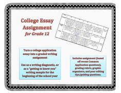 english ed explorer engedexplorer come back from winter break ready to help your seniors apply to college turn a college application essay into a graded writing assignment