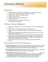 Awesome Collection Of Language Teacher Resume Exles English Teachers ...