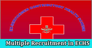 ECHS Recruitment 2018 Telangana AP