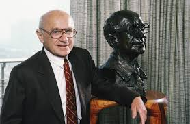 why milton friedman was wrong fortune nobel prize winning economist milton friedman poses a statue of himself