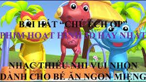 Phim hoạt hình 3D] Chú Ếch Ộp [Nhạc thiếu nhi vui nhộn cho bé ăn ngon  miệng] ♫ Chú ếch con ♫ - YouTube