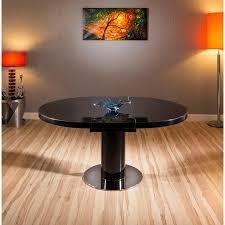 black gloss round dining table fresh black gloss round dining table 86 with additional interior