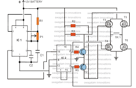 dc motor wiring diagrams dc discover your wiring diagram collections h bridge inverter schematic