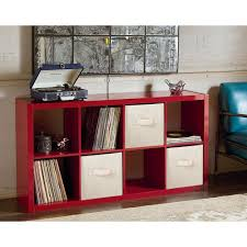 shining ideas better homes and gardens 8 cube organizer multiple colors charming decoration modern by