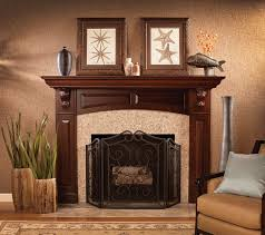 A Stunning Focal Point traditional-living-room