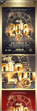 Movie Night Flyer Template Inspirational Gold Flyer Template How To