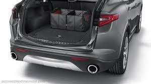 Dimensioni Alfa-Romeo Stelvio, bagagliaio e interni