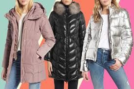 Designer Puffer Coat With Fur Hood Best Puffer Coats 2019 Womens Puffer Jackets Real Simple