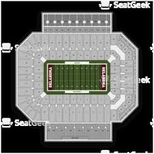 Ou Texas Stadium Seating Chart 56 Always Up To Date Ou Seating