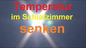 Hitzewelle 2019 Temperatur Schlafzimmer Senken Hitzeknall Extreme