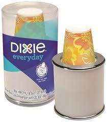 creative bath graffiti cup dispenser