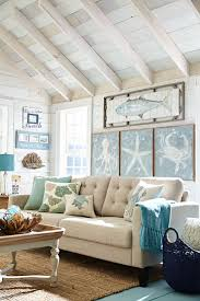 Pier 1 can help you design a living room that encourages you to kick back  and  Nautical ...