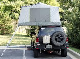 cotediytenttopopen cotediytenttopclosed homemade roof top tent