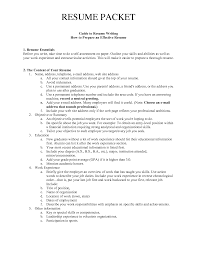 Gallery Of Extracurricular Activities On Resume