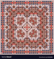 Persian Design Fabric Persian Colored Carpet