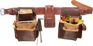all the features of the classic 5080 tool belt without the bag mounted tape holder on the toolbag