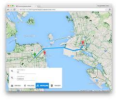 Build Google Maps Using Web Components No Code