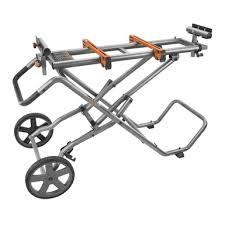 ridgid tools saw. mobile miter saw stand ridgid tools