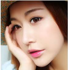 korean asian fresh spring makeup look diy beauty tutorial zibees