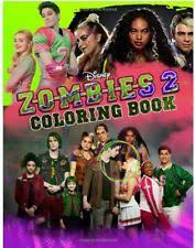 Meet the next generation of villains in these various drawings. Z O M B I E S Coloring Book Disney Z O M B I E S Coloring Book For Kids And Ad For Sale Online Ebay