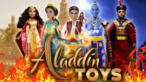 Aladdin Toys 2019 Toy Doll Hunt
