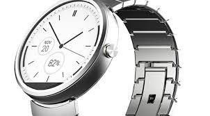 motorola smartwatch. motorola moto 360 android wear smartwatch should arrive in july for \u20ac249 - pocket-lint