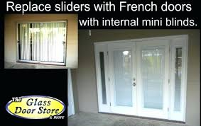 installing sliding glass doors brilliant installing a sliding patio door replace sliding glass door with french