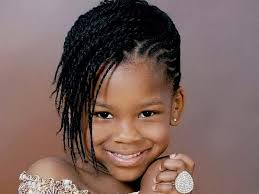 Braided Bangs Hairstyles African American Braided Hairstyles With Bangs Easy Casual