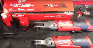 new milwaukee tools. tool review of milwaukee tools new second generation m12 fuel 3/8 cordless ratchet