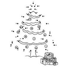 Free actives merry christmas coloring pages for teenagers xmas santa claus clipart black and white, creative art ides for making your own december 25 holiday seasonal gift card to give to your mum and dad. Top 35 Free Printable Christmas Tree Coloring Pages Online