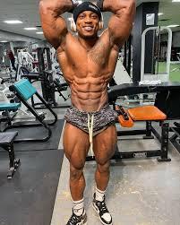 Brandon Hendrickson 2 weeks before the 2020 Olympia! - Muscular ...