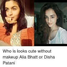 grammar putting on makeup memes alia bhatt and who is looks cute without makeup alia bhatt