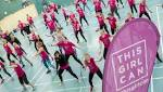 Get fit and active at festival for girls and women