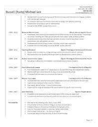 Resume Online Template Beauteous Campus Security Resume Templates Betogether