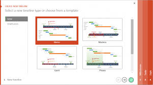 it project timeline powerpoint 2013 create template make it project timelines in
