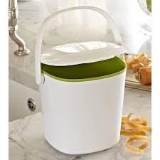 elegant kitchen compost container