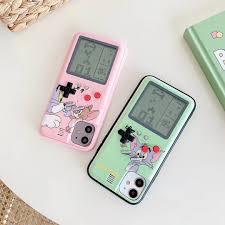 Ốp Điện Thoại Hình Máy Chơi Game Cầm Tay Cho Iphone 11