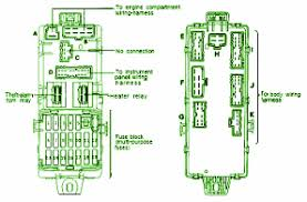 2014car wiring diagram page 283 1991 mitsubishi laser talon fuse box diagram