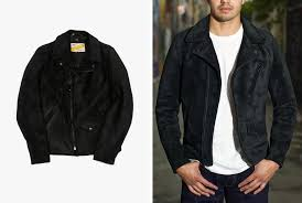 3sixteen teamed up with schott to produce a limited edition version of the classic 519 perfecto jacket it features a custom oiled roughout cowhide from