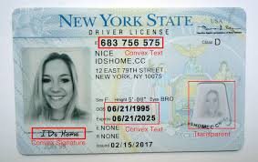 ny Id New The For E-commerce Online buy Of York Art Ids scannable Quality Sale Best Ids Fake