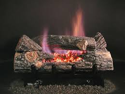 the 18 dfc7 chillbuster is a double sided log set for a see