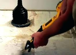 how to remove tile adhesive how to remove ceramic floor tile removing floor tile adhesive from
