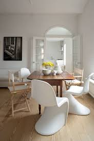 white dining room chair. 6 Reliably Chic Ways To Mix And Match Dining Room Chairs White Chair T